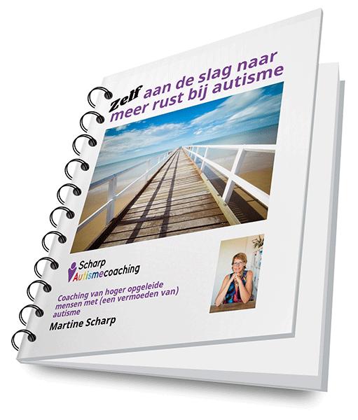 zelf aan de slag naar meer rust bij autisme e-book