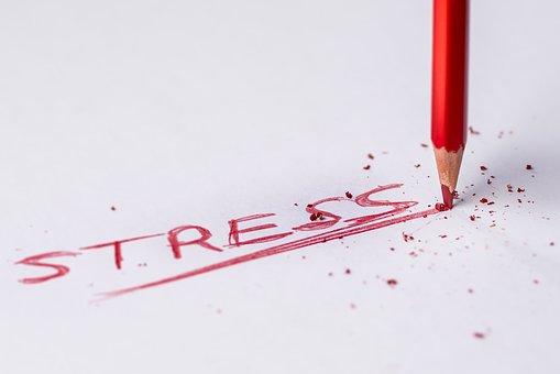 (Werk) stress